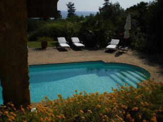 villa azzurra 300 metri dal mare piscina wifi - Ansedonia vacation rentals