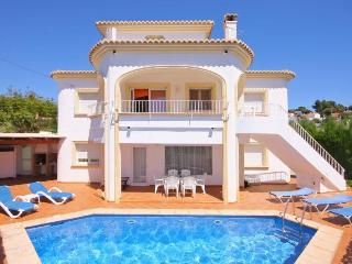 Villa Murano -  Only 300m to sand beach and restaurants. - Benissa vacation rentals