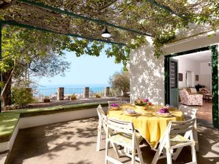 Villa Teresa,garden and terraces with sea view - Massa Lubrense vacation rentals