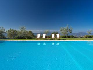 A Breathtaking And Tuscan Panorama In Farmhouse - Loro Ciuffenna vacation rentals