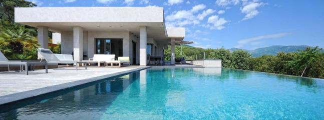 Marvelous luxury villa in Corsica, 12 p. - Olmeto vacation rentals
