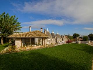 I Trulli Ottomano Lovely Trulli Unit With Swimming Pool - Castellana Grotte vacation rentals