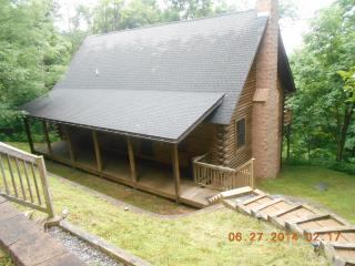 Alpine Log Cabin - Seven Devils vacation rentals