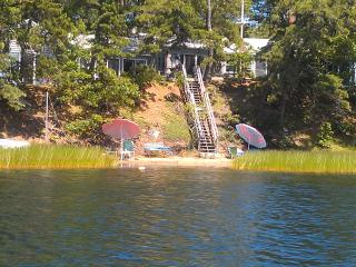 Charming Great Pond Waterfront  4 Bedroom Home. - Wellfleet vacation rentals