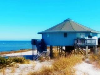 ►Miles of Pristine Beach ► Peace►Privacy ►Quiet► - Cedar Island vacation rentals