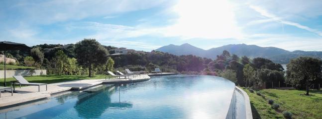 Contemporary luxury villa near Propriano, 10 p. - Image 1 - Olmeto - rentals