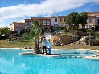 holiday villa at sierra cortina nr Benidorm - Cala Finestrat vacation rentals