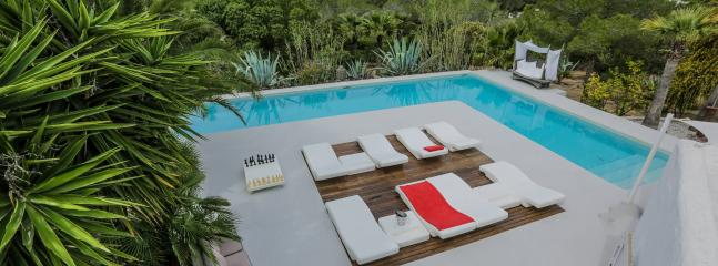 Modern luxury villa, Ibiza, Spain, 14p - Ibiza vacation rentals