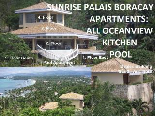 Sunrise Palais Boracay 1.Floor Apartment - Manoc-Manoc vacation rentals