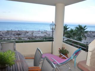 Luxury Apartment in Oliva BEACHFRONT - Playa de Gandia vacation rentals