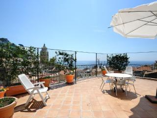 O Sole Mio with large terrace and sea view - Amalfi vacation rentals