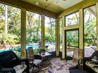 Beautiful home with private pool and waterfall - Amelia Island vacation rentals