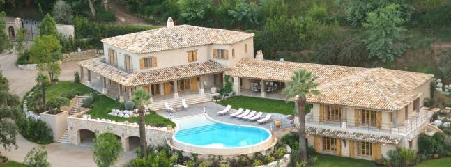 Magnificent luxury villa in Cannes, 10p - Image 1 - Saint-Jean-de-Cannes - rentals