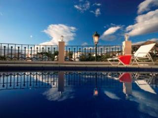 Luxury villa 3 bedroom private pool a/c sauna gym - Nerja vacation rentals