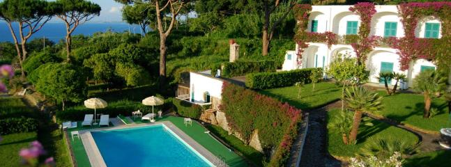 Sublime villa on the Italian Ischia island - Image 1 - Favaro - rentals