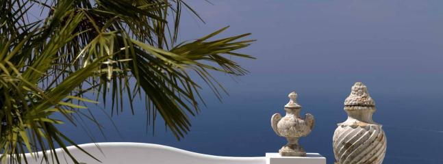 Bright beautiful villa, with sea view, Capri, 10p - Capri vacation rentals
