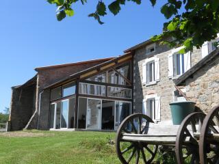 Maison d'hôtes La Halte du Pèlerin - Saint-Just-en-Chevalet vacation rentals