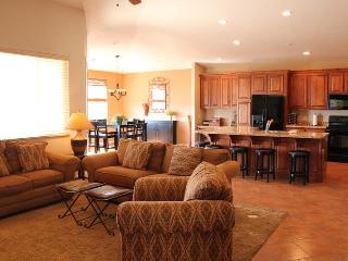 First-Class 4 Bedroom Condo in Newest Building at Las Palmas - 2 Master Suites - Saint George vacation rentals