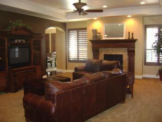 Gorgeous One-Level Designer Home-Great Furnishings - Southwestern Utah vacation rentals