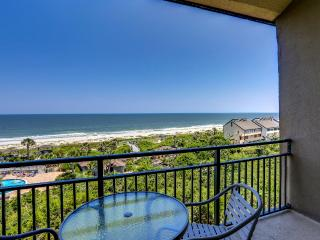Ocean View two bedroom two bath townhome - Amelia Island vacation rentals