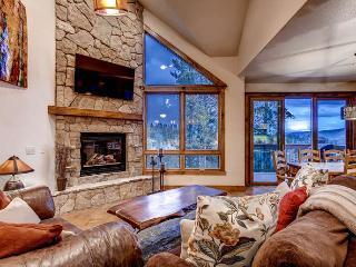 Slopeside Saddlewood - Ski in/out, hot tub - Breckenridge vacation rentals