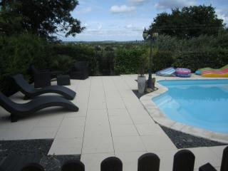 Nice Gite with Internet Access and Swing Set - Vouvant vacation rentals