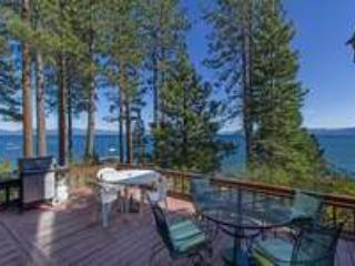Northshore Townhome lakefront  priv beach,pool #69 - Tahoma vacation rentals