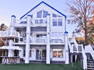 Luxury waterfront near Lake Michigan sleeps 40 - Grand Haven vacation rentals