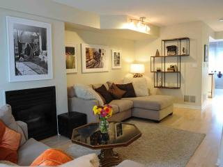 Stylish Home in Downtown Toronto with underground parking - Toronto vacation rentals