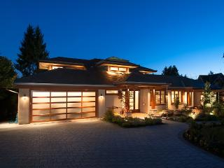 Vancouver Experience In New Modern Private Luxury - West Vancouver vacation rentals