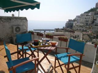 La Maddalena with sea view - Atrani vacation rentals
