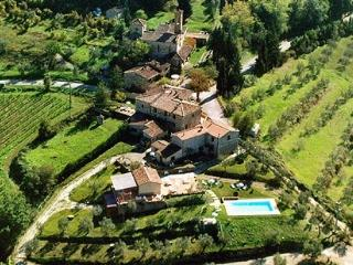 Beautiful Condo with Internet Access and Shared Outdoor Pool - Castellina In Chianti vacation rentals