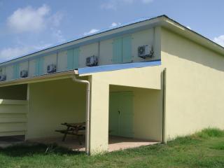 MACABOU STAR 2 bordure de mer avec sable blanc - Le Vauclin vacation rentals