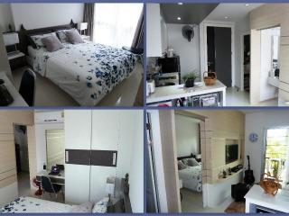 Cosy 1-bedroom on Jomtien D16 - Jomtien Beach vacation rentals