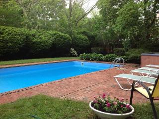 4 Bedroom Best Location! Southampton walk to Town to the Beach w POOL! No car needed! - Hamptons vacation rentals