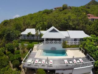 Arrowmarine at Montjean, St. Barth - Ocean View, Extremely Private, Direct Sea Access - Grand Cul-de-Sac vacation rentals