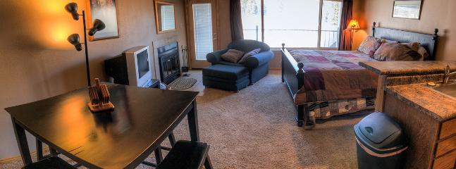 SPECIAL PRICING! Newly remodeled studio condo at the base of Giant Steps Lifts @ BrianWood BW17- Walk to Lifts! Mountain bike or ATV to trails! - Image 1 - Utah - rentals