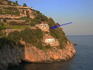 """Felicity """"access to the sea and terrace sea view"""" - Maiori vacation rentals"""