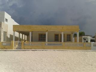 House Bf. Beautiful Waterfront Home In Progress   Casa Bf. Preciosa Casa Frente Al Mar En Progreso - Chicxulub vacation rentals