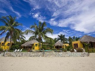 Simple Pleasures, Private Spaces, on the Beach - La Cruz de Huanacaxtle vacation rentals