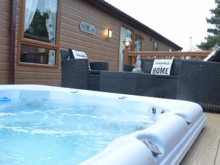 Tally Ho 3 ! Luxury let; hot tub, fishing and wifi - Tattershall vacation rentals