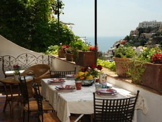 Profumo di limoni with terrace and sea view - Positano vacation rentals