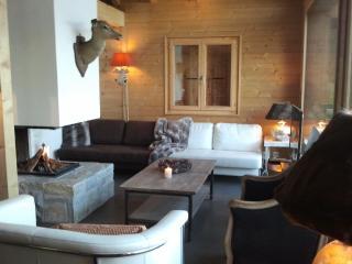 Chalet CLEMENTINE-SPA - La Tzoumaz vacation rentals