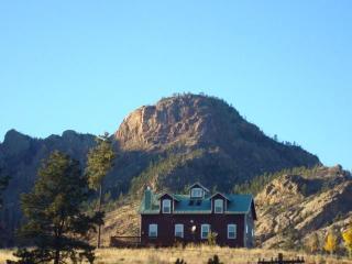 Bell Rock Retreat: Views Of Pikes Peak, 80 Acres - Colorado Springs vacation rentals
