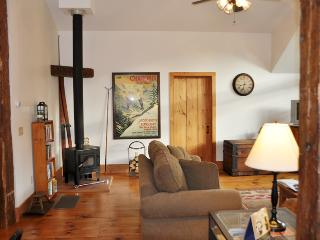 Pond Mountain Inn: Loft Apartment Suite - Wells vacation rentals