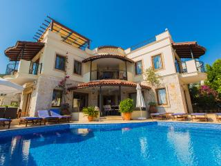 Villa with Great Seaviews, Heated Pool, Slps 12/13 - Kalkan vacation rentals