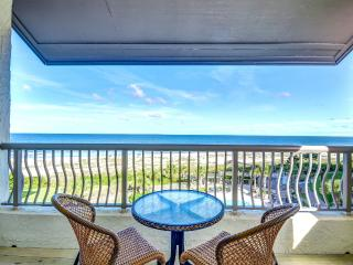 Cozy one bedroom ocean front condo - Atlantic Beach vacation rentals