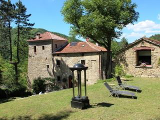 La Casa-torre, apartment in the forest, 2-6 guests - Casola Valsenio vacation rentals