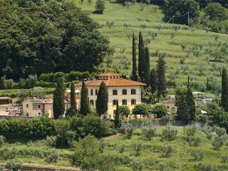 Beautiful Historic Villa Parri in Tuscany Countryside - Pistoia vacation rentals