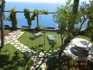 Reginella with terrace and sea view - Praiano vacation rentals